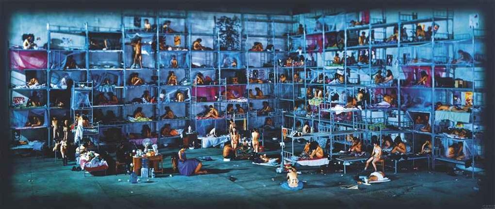 dormitory by wang qingsong