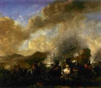 batalj med den svenska armén by johann philipp lemke