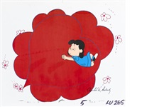 lucy from it's your first kiss, charlie brown by bill melendez studio