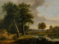 landskap by j. coene