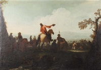nach der schlacht by georg philipp rugendas the elder