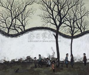 路边风景之六 (roadside view vi) by xie lei