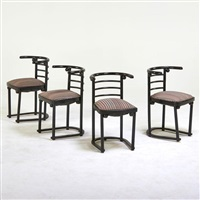 four cafe by josef hoffmann