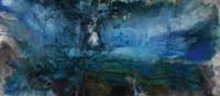 无题 (landscape) by ling ko