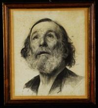 volto d'uomo by nicolo barabino