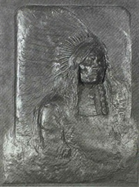 chief sitting bull by edward kemeys