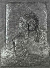 chief sitting bull by edward kemeys