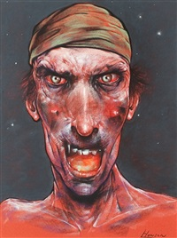 hyde by peter howson