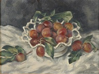 plums by russell cowles