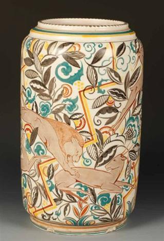 Vase By Poole Pottery On Artnet