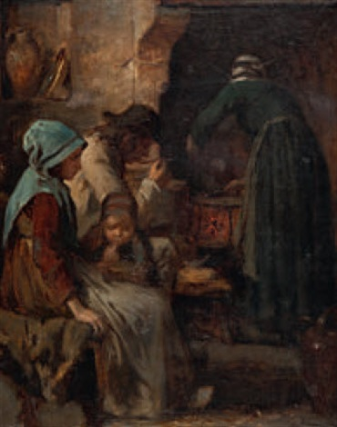 die suppenesser by alexandre antigna