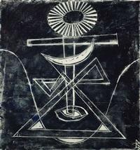 ohne titel (6 works) by carl johann rabus