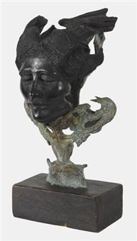 busto di donna by nuccio fontanella