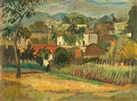 paisaje by victor manuel