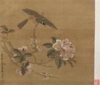 姣花翠鸟 by qian xuan