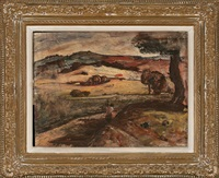pennant hills (new south wales) by lloyd frederic rees