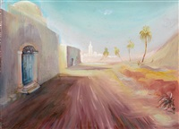 tunis. tunesische impression by evelyn rodewald
