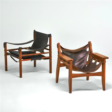 Kilin Lounge Chair By Sergio Rodrigues