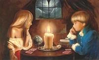 the fortune teller by paul karslake