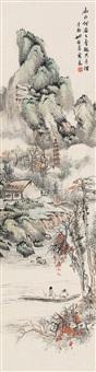 landscape by yao zhongfan
