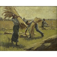 brittany harvest by elmer boyd smith