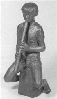 flötespieler by maren lipp