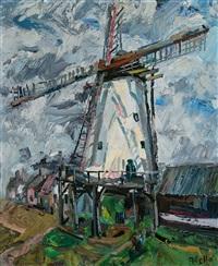 witte molen (lillo-kruisweg) by juan abello prat