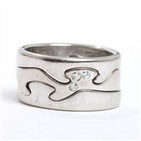 fusion ring by nina koppel