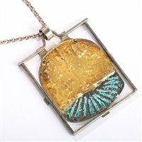 necklace by bent exner