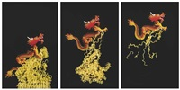 the golden dragon (noodle theory series) (3 works) by angki purbandono
