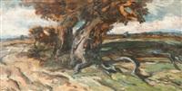 landscape by willem van konijnenburg