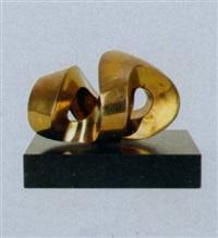 spiralförmiger körper by brigitte david