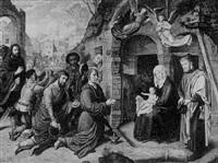 heilige drei könige by carl hess
