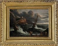 skeppsbrott by luciano borzone