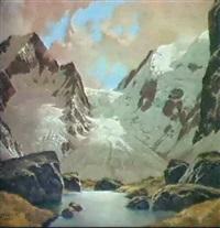 gaisbergtal bei gurgl by bernhard falkner