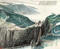 溪口三隐潭 by jiang baolin