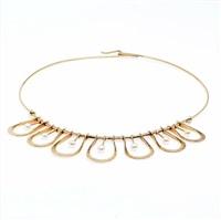 necklace by bent gabrielsen