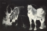 双马 by lin yueping