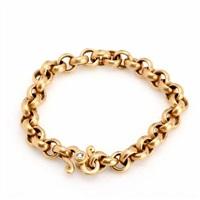 a bracelet by marlene juhl-jørgensen