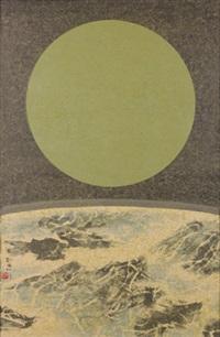 绿色的雾 by liu kuo sung