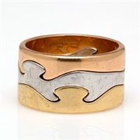 fusion ring (in 3 parts) by nina koppel