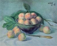 peach by liu yiwen