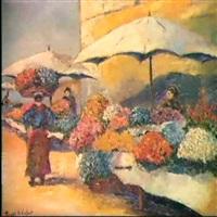 der blumenmarkt by roger ambroise lafont