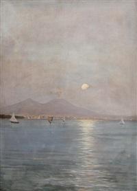 crepuscolo lunare by carlo de luca