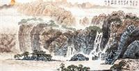 山水 by luo jianyin