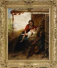 vilande mor och barn by henry campotosto