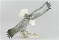 europäischer seeadler by hans achtziger
