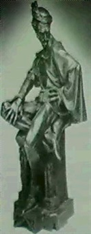 mephistopheles by pierre eugene emile herbert