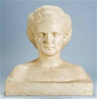 busto de mujer by alfonso gabino