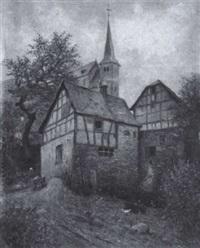 waldbreitbach an der wied by eduard daelen